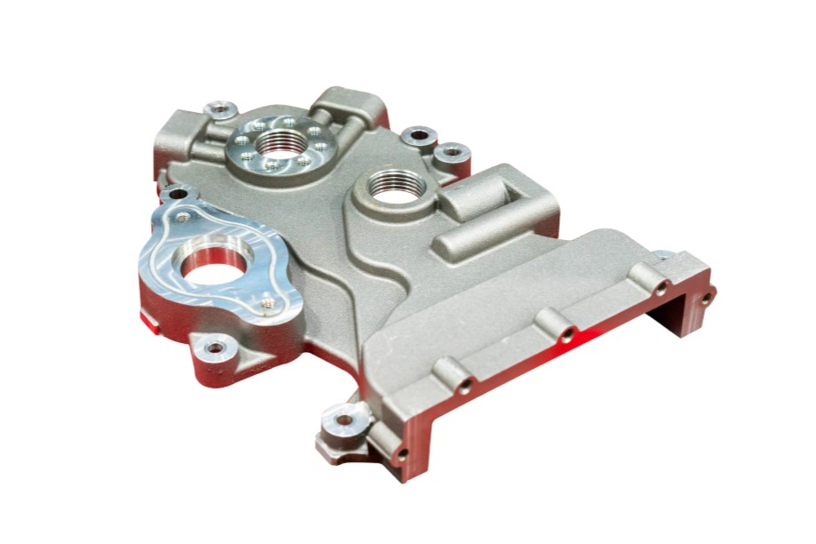 DC Cover Crankcase Or Cylinder Block Lr