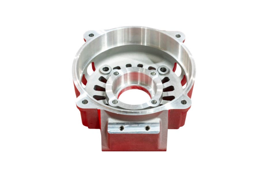 DC Crankcase Of Generator For Vehicle Lr