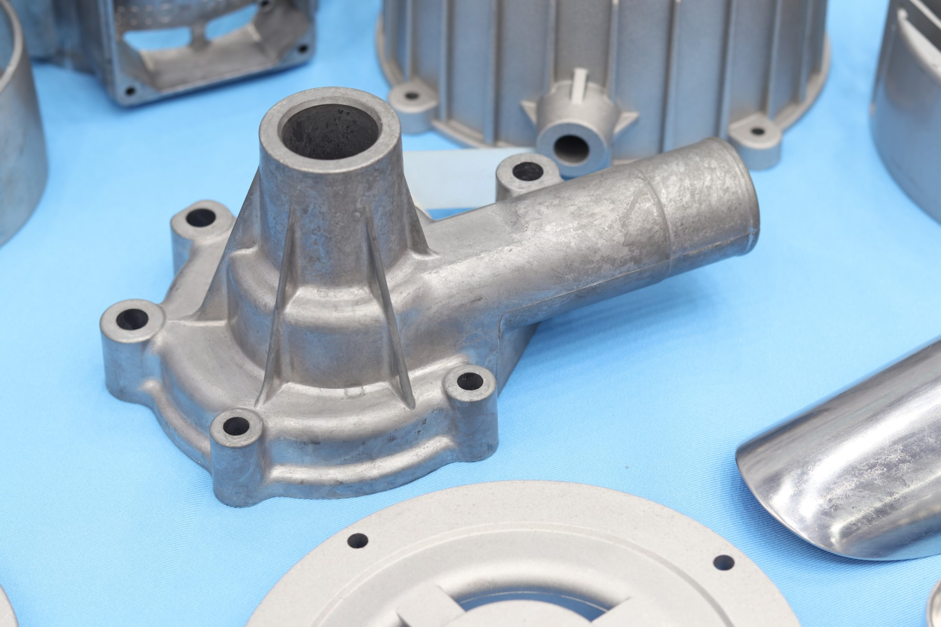 DC As Cast Aluminium High Pressure Die Casting Part For Automotive And Electrical Equipment